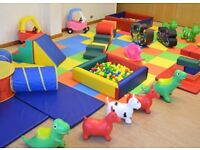 BOUNCY CASTLE AND SOFT PLAY HIRE £50