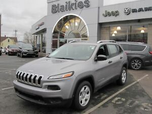 2014 Jeep Cherokee S Sport | HEATED SEATS | UCONNECT |