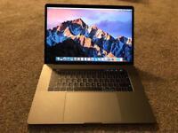 MacBook Pro Touchbar and Retina