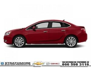 2014 Buick Verano Leather Heated-Blind Spot-Push button-Forward