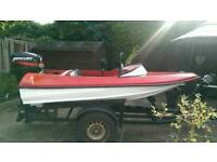9ft speedboat