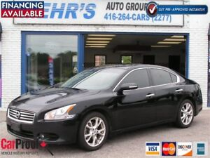 2013 Nissan Maxima 3.5 SV Leather No Accident Leather Mint Cond.