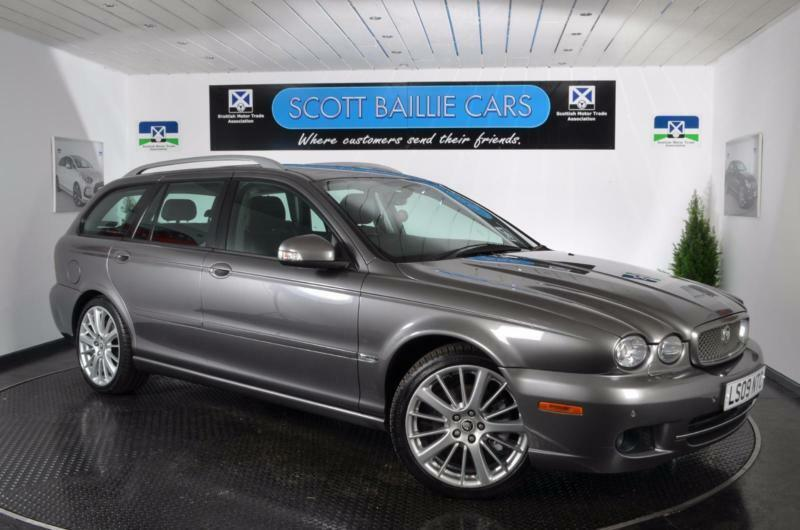 2009 jaguar x type sport premium estate diesel in east. Black Bedroom Furniture Sets. Home Design Ideas