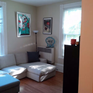 Large 2 bedroom with lots of natural light