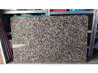 GRANITE WORKTOPS (30mm THICK), ISLAND AND 2 PIECES, BALTIC BROWN