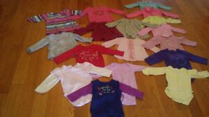 Baby Girl Clothes (Size 12 months) -Fall/Winter-
