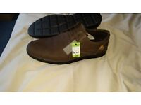 Mens leather shoes new size 11