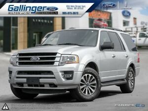 2017 Ford Expedition XLT w/HEATED AND COOLED LEATHER