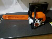 BRAND NEW STIHL MS211C CHAINSAW