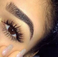 Lash extensions full set for $60