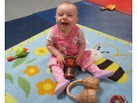 Volunteer for baby & toddler music & sensory
