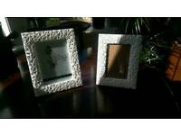 Pair of Photo Frames
