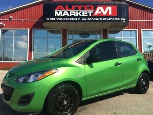 2011 Mazda MAZDA2 All Power Options, Alloys, WE APPROVE ALL CRED