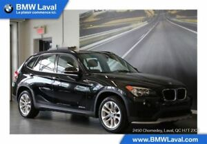 2015 BMW X1 xDrive28i GROUPE DE LUXE, TOIT PANORAMIQUE