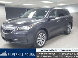 2016 Acura MDX Technology Package SH-AWD