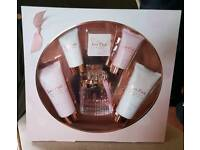 JUST PINK LUXURIOUS BUMPER GIFT SET BY NEXT. BRAND NEW