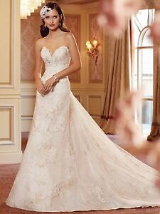 Gorgeous rare wedding dress : looking for immediate sale