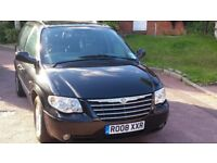 Chrysler Voyager 2.8 CRD Executive Automatic 2008