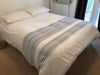 Double bed + mattress for sale!