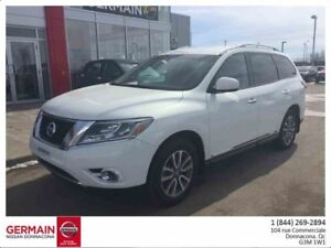 2014 Nissan PATHFINDER SL 4WD ****CUIR GPS AWD / 7 PASSAGERS****