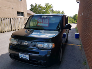 This car has been sold. 2009 Nissan Cube for Sale