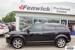 2009 Dodge Journey R/T- Accident Free