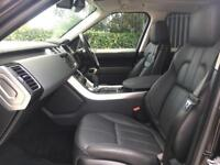 Land Rover Range Rover Sport SDV6 HSE (black) 2014-12-23
