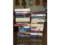 26 Crime Fiction/Thriller Novels