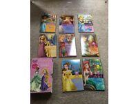 Disney princess book set