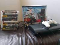 Ps3 and games plus disney infinity