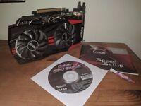 GTX 760 DirectCU II OC 2GB GDDR5 GPU - £55