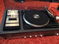Ferguson record player vintage 80s