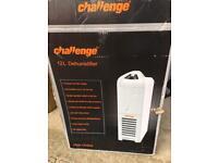 Challenge 12l dehumidifier