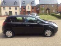 Vauxhall Corsa 1.0 ecoflex 2010 Tinted windows Long MOT Cheap Insurance Part Exchange Welcome