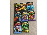Astrosaurs Books