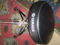 yamaha DS840 drum stool heavyweight throne excellent condition