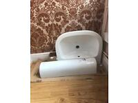 ***Brand New Bathroom Sink Unit and Basin For Sale***