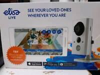 Elisa Live 720p HD Ip- Security camera.