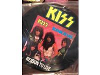 Kiss vinyl