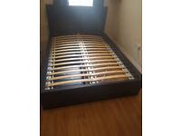 Quality Black Bed Frame