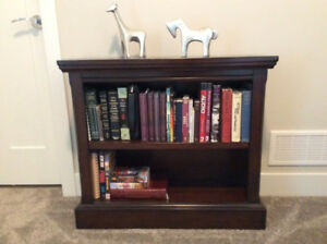 Solid Wood Bookcase - High Quality