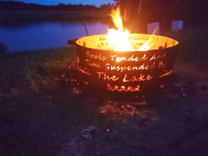 Custom Fire Pits / Rings - Gift Certs Available - Fire Pit Ring