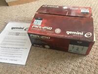 Gemini DJ Mixer PMX 250