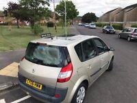 2006 Renault Scenic, 1.5 Diesel, 9 months MOT, 79k only.