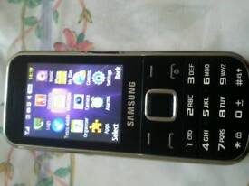 Samsung C3530 - Silver. This phone is LOCKED to TESCO.