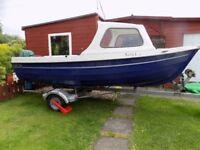 boat orkeney in fk28hu