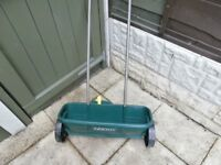 LAWN FEED/SEED SPREADER