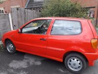Good runner clean body work service history and 11months mot cleap and reliable no scratches