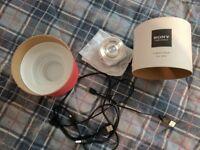 Sony Cyber-shot DSC-QX10 18.2MP Digital Camera - White