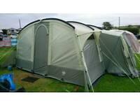 Royal Bordeux 6 berth tent